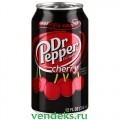 Dr.Pepper cherry  0.33 по 12 шт